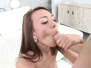 Fingering Asshole And Fucking A Big Cock Into Her