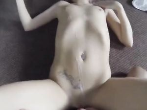 Paying The Tight Blonde Teen Chick To Get Fucked