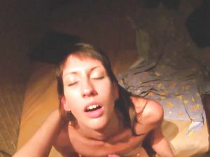 Hot And Lean Teen Body Is Great For POV Fucking
