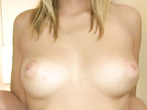 His Hottie With Nice Curves Is Sexy In A POV Fuck