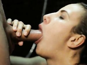 Sexy Connie Carter Sits On His Dick And Rides Erotically