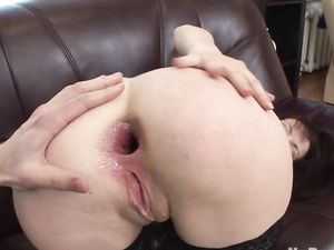 His Teen Cocksucker Is A Naughty Anal Whore Too