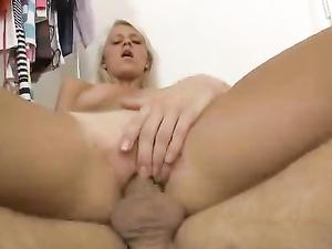 Fucking Is Even Better Than Teen Masturbation