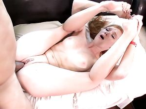 Tiny Redhead Alex Tanner Fucked And Anally Fingered