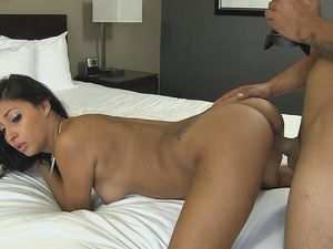 Hot Girl Likes Riding Dick More Than Anything Else