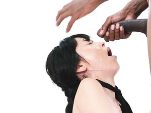 Asian Teen Schoolgirl Nailed By A Big Black Cock