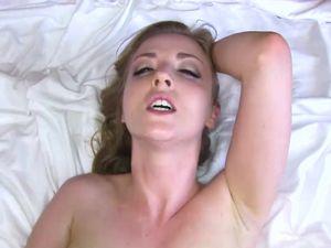 Karla Krush Is The Blue Eyed Slut Of His Dream